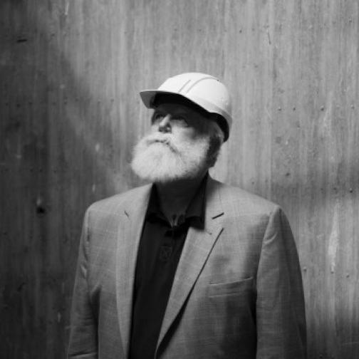 Portrait of James Turrell