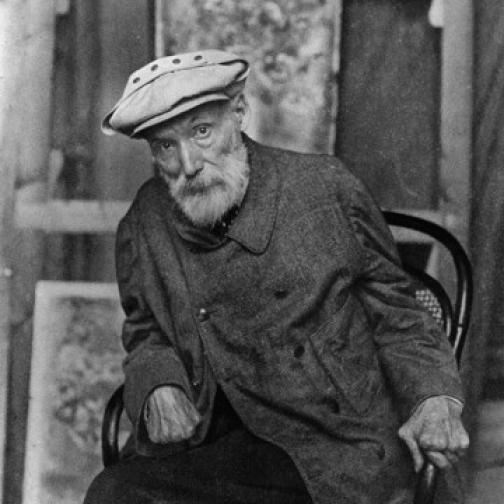 Portrait of Pierre-Auguste Renoir